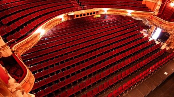 Inside theatre 2