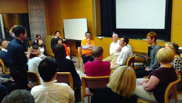Pictures from Dementia Friendly japan on facebook